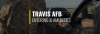 Entering Travis AFB and Amenities